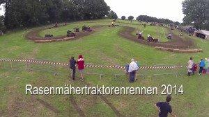 Rasenmaehertraktorenrennen 2014