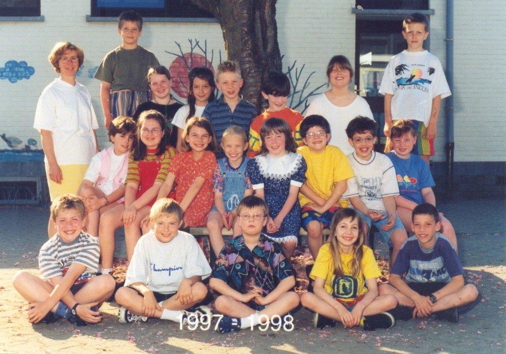 Jahrgang 1989 4. Schuljahr