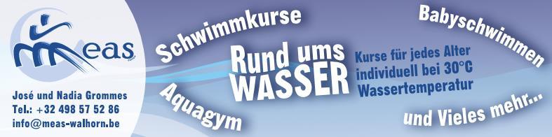 MEAS PGmbH - Praxis für Kinesitherapie - Wassergymnastik