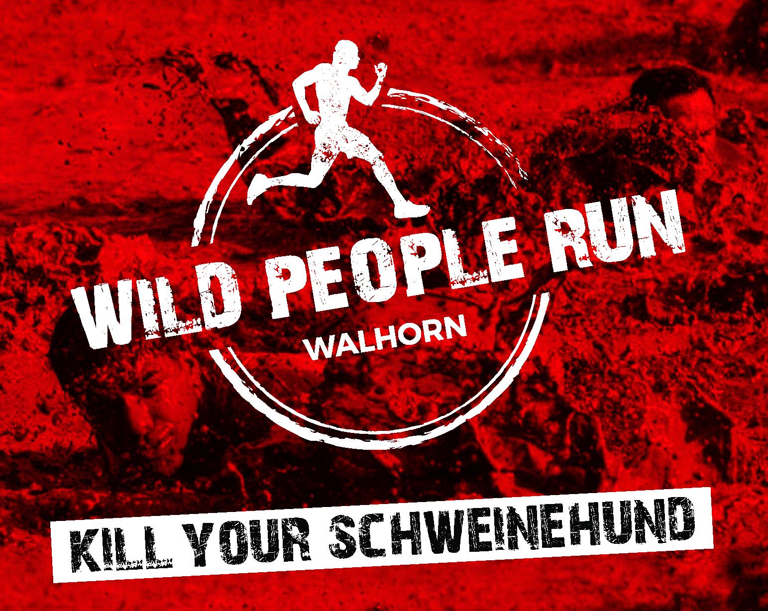 WILD PEOPLE RUN